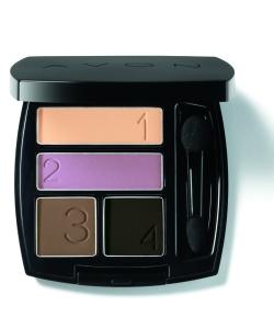 Avon Ultra Color cuarteto sombra de ojos_Tempered Beauty_$9.990